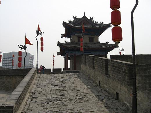 西安自驾游(一)西安古城墙攻略