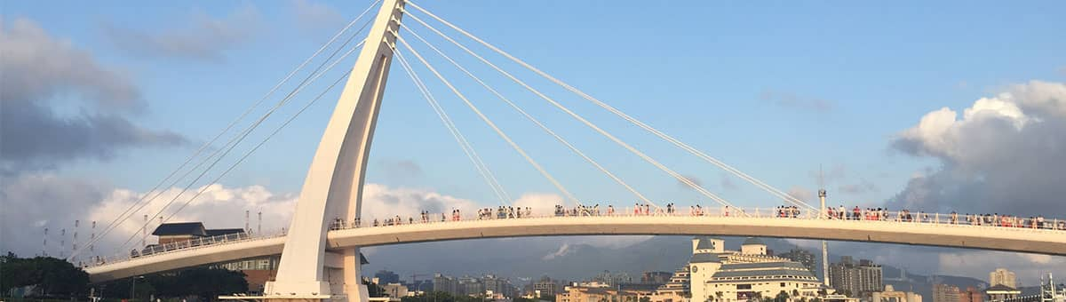 渔人码头情人桥