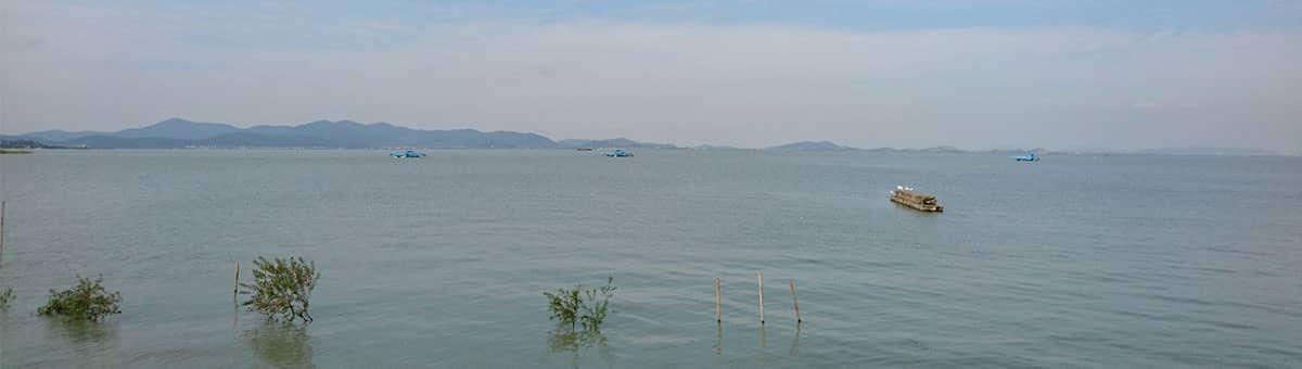 太湖东山景区