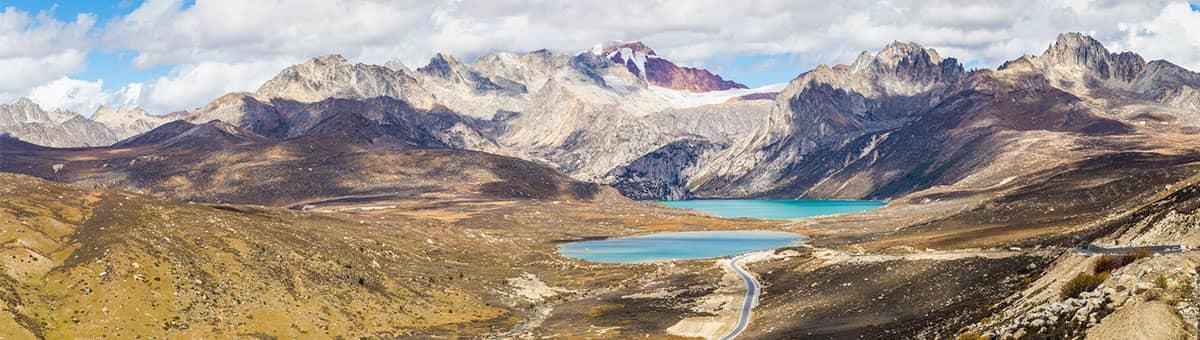 成都-海螺沟-稻城亚丁-飞来寺-然乌-波密-八一-拉萨经典川藏线13天自驾游
