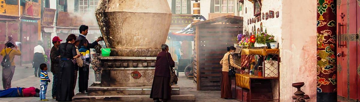 广东出发西藏冈仁波齐朝圣之旅:滇藏线-川藏线-青藏线24天自驾游