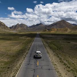 望天鹅火山国家地质公园