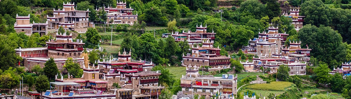 五一节成都-色达4日自驾游:探秘世界最大佛学院