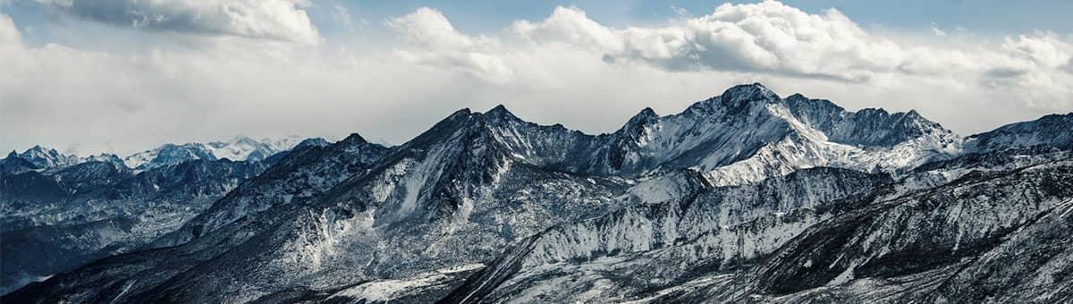 重庆到达古冰川3日自驾游:羊茸哈德-达古冰川-茂县-冰雪阿坝3日自驾游