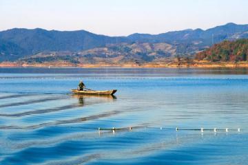 岳西大别山-明堂山-安庆花亭湖-巨石山山水文化休闲5日自驾游