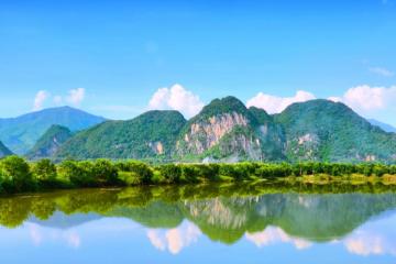 春节英德英西峰林-奇洞温泉-长湖三天自驾游