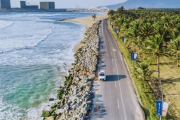 海口集合海南环岛6日自驾游:淇水湾-太阳桥-游艇出海6日南浪至海