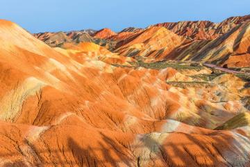 【x西北跨年之旅】2020沙漠疯狂之夜、探秘祁连雪山双飞6天5晚/甘肃青海落地自驾游