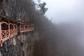 冷暖皆是你—放下手机去旅行 张家界森林公园+天门山+大峡谷玻璃桥三日游 真纯玩、无购物、无自费、全景游、一价全含