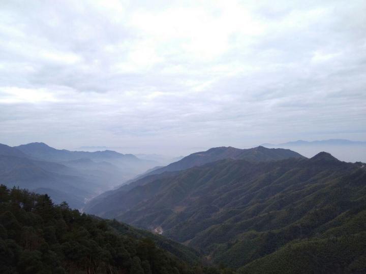井冈山风景名胜区