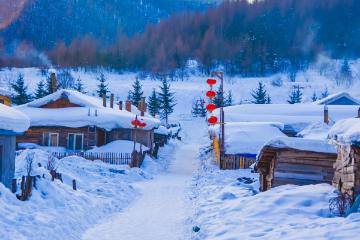 北京出发东北8日自驾游:雪乡-查干湖-雾凇岛-牡丹江9日自驾游