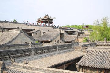 北京出发陕西6日自驾游:王家大院-北京知青博物馆-乾坤湾6日自驾游