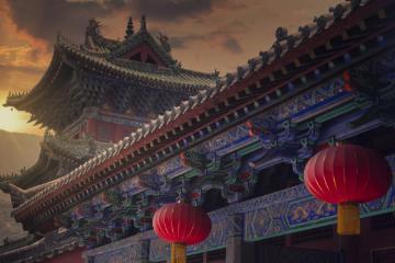 春节晋陕自驾游:吕梁-碛口古镇-延安-西安-少林寺6日自驾游
