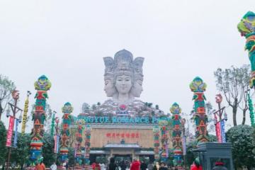 广东出发江西5日自驾游:明月山-羊狮幕-新余仙女湖-千年吉州窑5天高品质自驾游