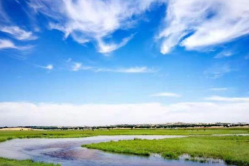 北京出发内蒙锡林郭勒草原营地、黑风河、五花草甸3日自驾游,草原尽情欢畅