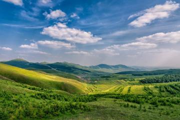 最美草原天路:穿越浑善达克沙地-锡林郭勒-道图淖尔大草原3日自驾游