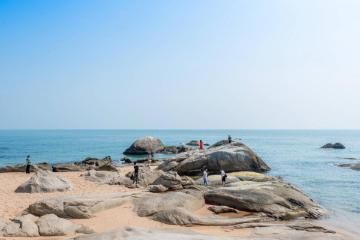 重庆出发海南7日自驾游:海口-三亚-琼海-博鳌亚洲湾7沙滩玩海休闲五星自驾