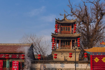 北京出发保定石家庄自驾游:暖泉古镇-白石山-太行水镇3日北京周边游