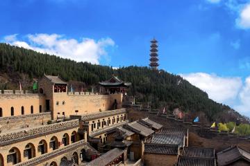 北京出发河南山西5日自驾游:康百万庄园-鸡冠洞-三门峡地坑院5日游