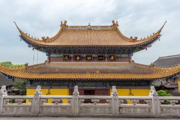 春节安徽自驾游:游九华山-苏州园林,赏江南春节7日自驾游