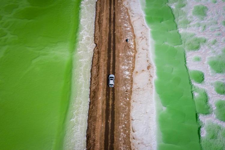 成都到西北马尔代夫,艾肯泉,水上雅丹大环线9日自驾游