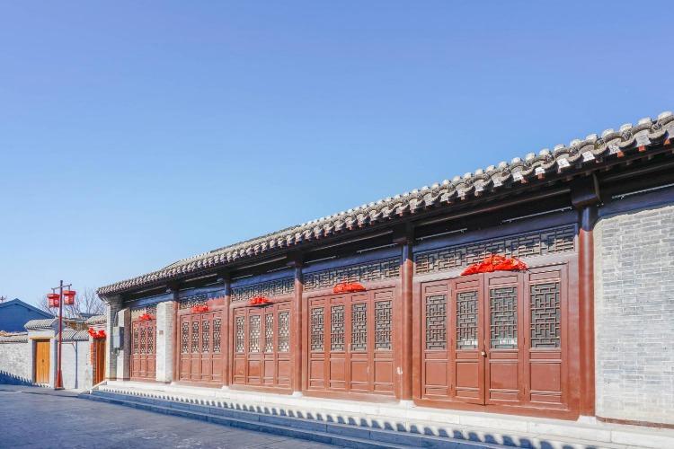 北京出发天津2日自驾游,柳青古镇,拔沙窝萝卜