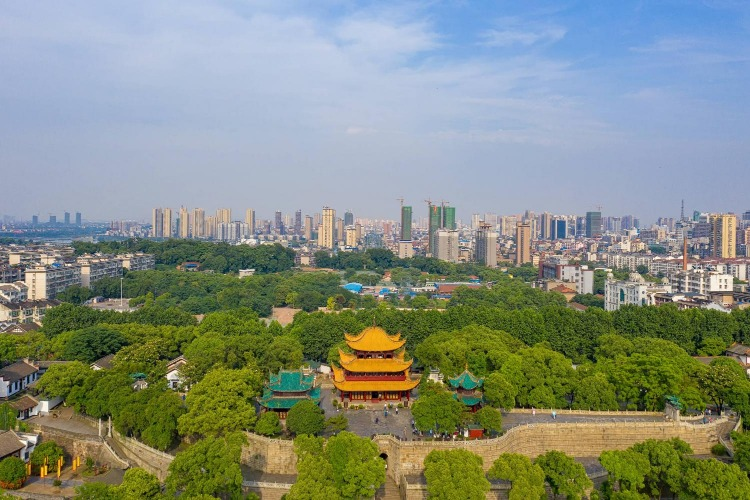 北京到湖南10日自驾游:张家界--橘子洲头凤凰古城-岳阳楼