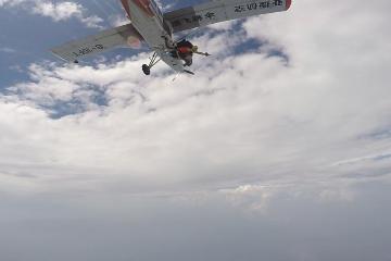 广东出发粤西4日自驾游:鹰飞跳伞基地-徜徉花仙谷-西江温泉4天罗定茂名自驾游