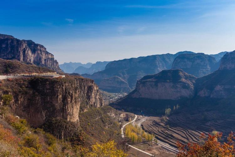 辉县10大自驾游景点,探索辉县不可遗漏的美景