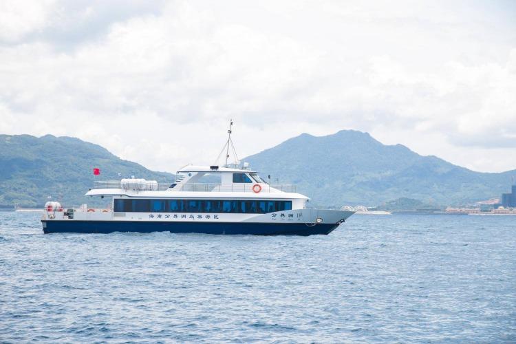 海南陵水周边自驾游人少景美的哪些地方