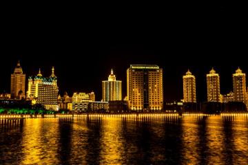 呼伦贝尔中俄边境7日落地自驾环线游,触碰莫日格勒河-穿越无人区-卡线百里画廊-亚洲第一大湿地