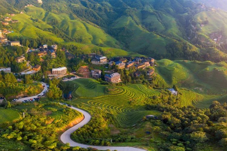 桂林五日周边自驾游路线安排
