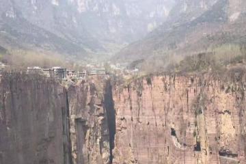 青岛出发5日太行山挂壁公路自驾游:太行大峡谷-郭亮洞-王莽岭-天界山-八泉峡穿越之旅