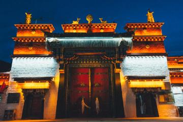 2021【一生必驾】川藏线、拉萨、珠峰、青藏线14日自驾