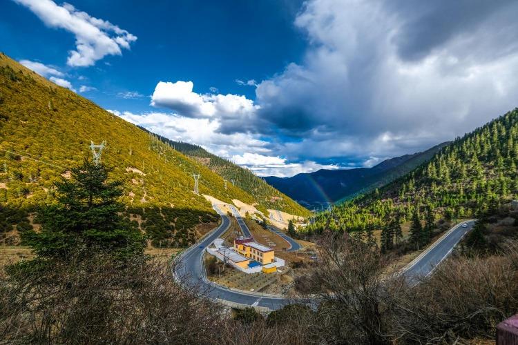 西藏自驾游 攻略 山西到拉萨自驾游路线