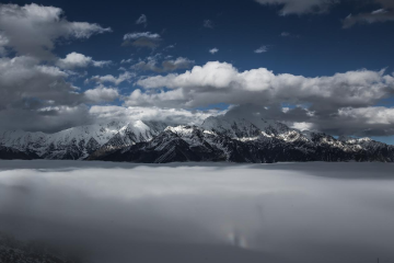【五一】穿林望雪深度摄影5日自驾
