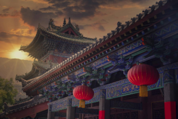 五一【太行之巅-洛阳神赋】挂壁公路、地坑院、少林寺、皇城相府7日自驾