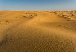 腾格里沙漠