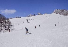 广元曾家山滑雪场