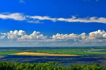 呼伦贝尔草原、阿尔山中俄蒙边境自驾小环线9日游