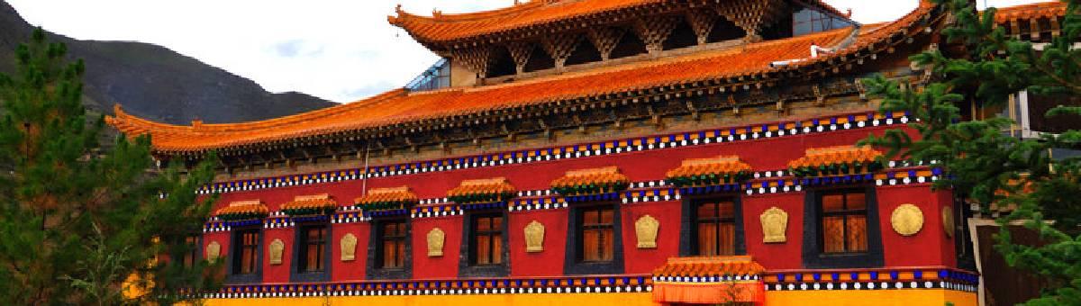 卓尼禅定寺