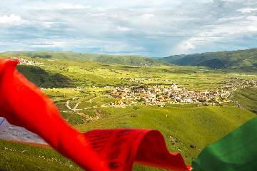 暑期【甘南物语-洛克之路】莲宝叶则、阿万仓、郎木寺、扎尕那、拉卜楞寺8日自驾