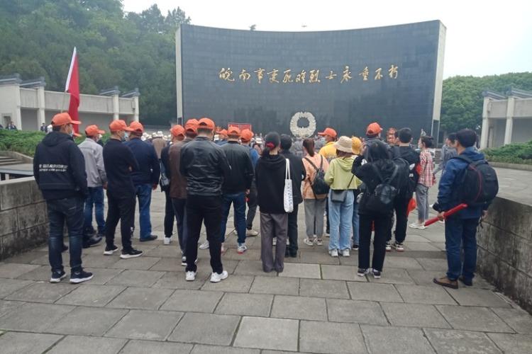 安徽红色旅游景点- 皖南事变烈士陵园