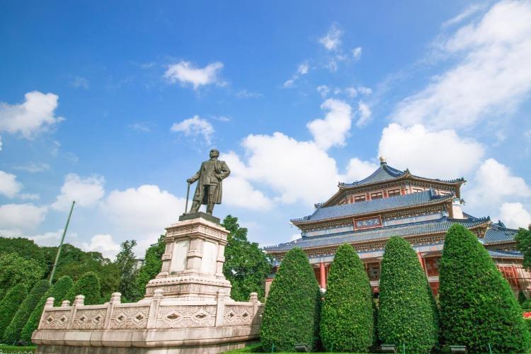 中山纪念建筑代表作——中山纪念堂