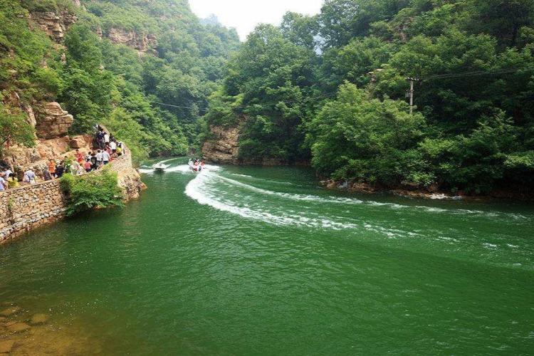京郊四季皆宜大峡谷,京东大峡谷旅游