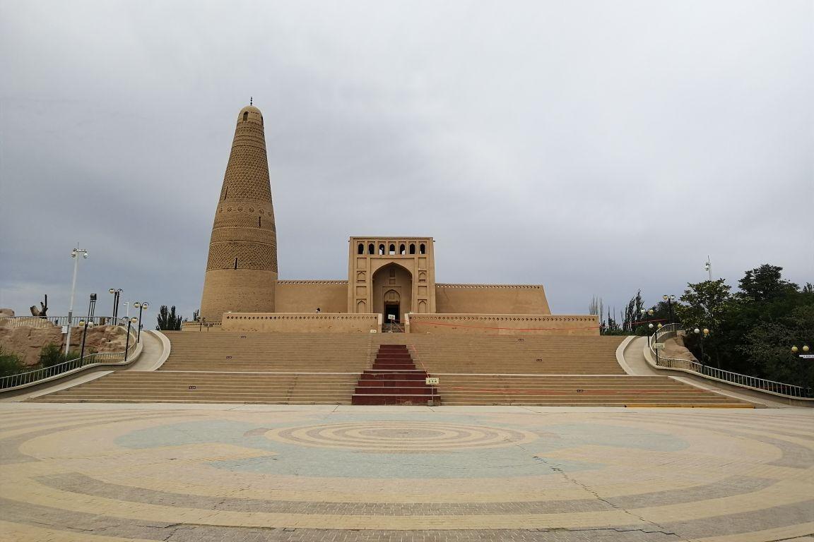 新疆冷门旅游景点—苏公塔