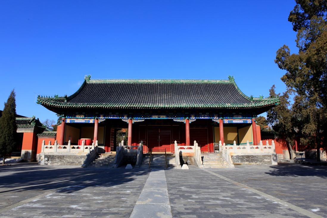 在北京只有一天时间,去哪儿玩?