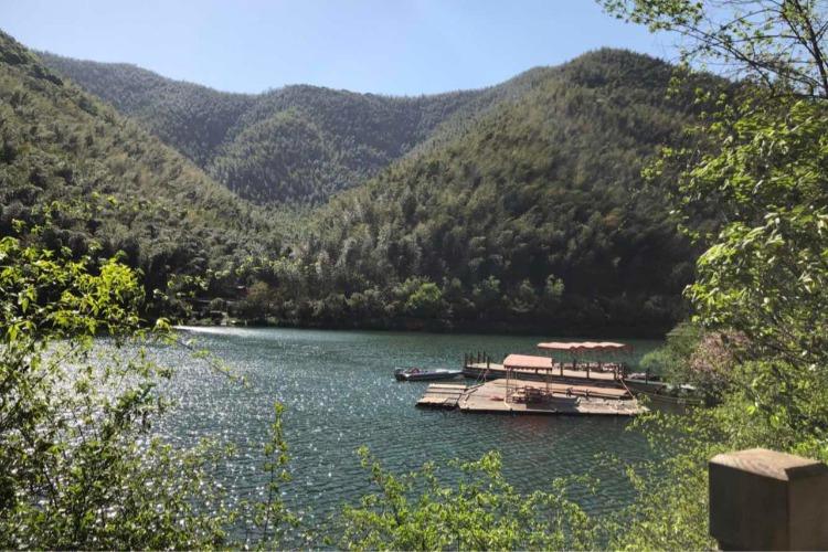 天目湖,风景秀美得像个公园,旅游攻略