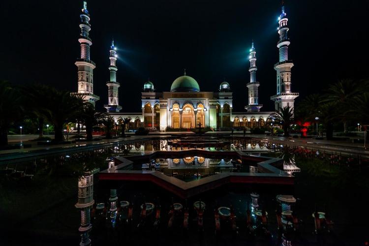穆斯林旅游圣地,云南沙甸清真寺