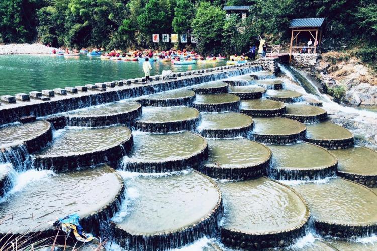浙西大龙湾旅游,激情暑假